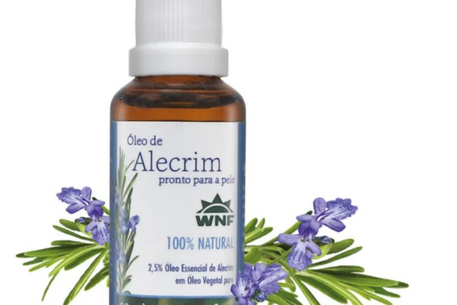 Óleo de Alecrim pronto para a pele – 30ml WNF